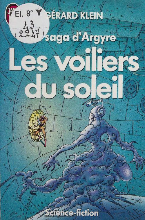 Saga d'argyre - les voiliers du soleil (la)