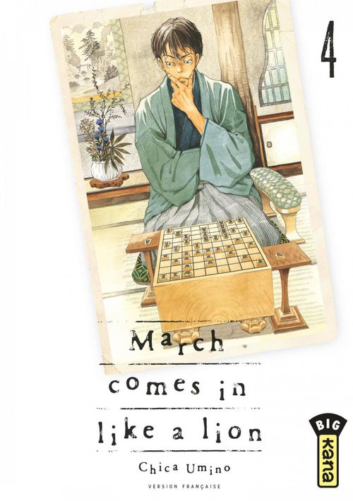 March comes in like a lion - Tome 4
