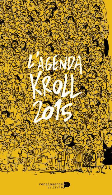 Agenda Kroll 2015  petit format