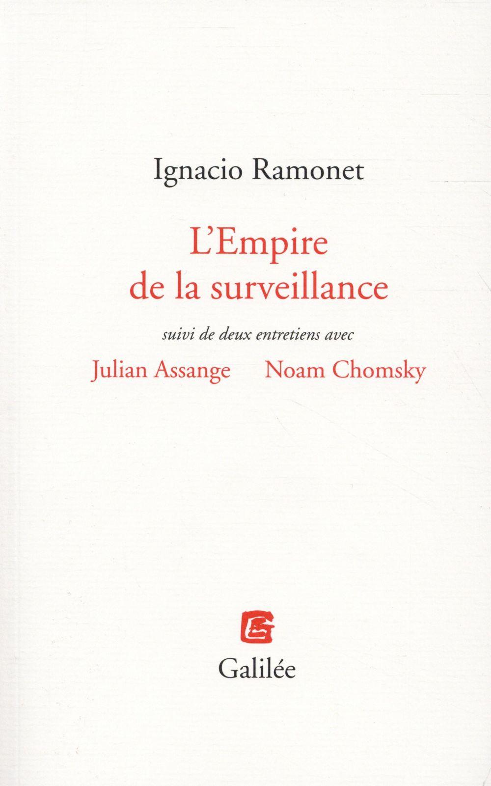 Contre l'empire de la surveillance