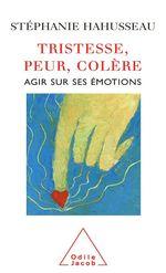Vente Livre Numérique : Tristesse, Peur, Colère  - Stéphanie Hahusseau