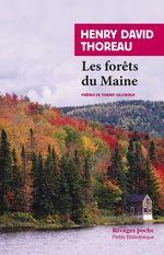 Vente EBooks : Les Forêts du Maine  - Henry David THOREAU