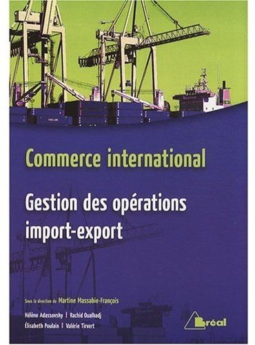 Bts Commerce International ; Gestion Des Operations Import-Export ; 2eme Annee