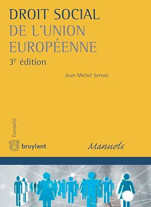 Droit social de l'Union européenne (3e édition)