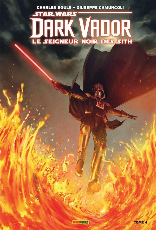 STAR WARS - DARK VADOR - LE SEIGNEUR NOIR DES SITH T.4 SOULE, CHARLES