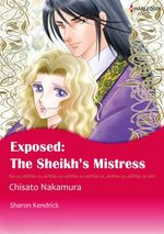 Vente Livre Numérique : Harlequin Comics: Exposed: The Sheikh's Mistress  - Sharon Kendrick - Chisato Nakamura