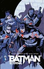 Batman eternal T.4  - James Tynion IV - Collectif - Scott Snyder