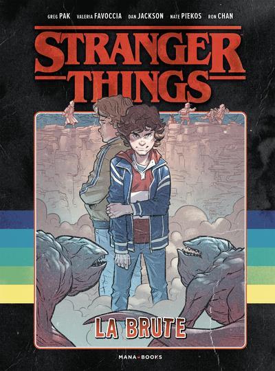 Stranger Things Hors-Série t.2 ; la brute