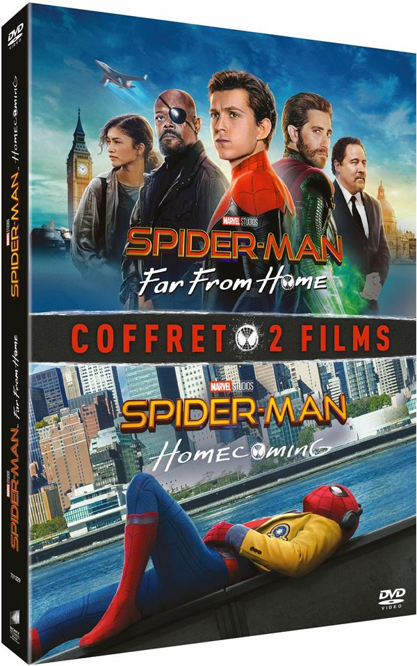 Spider-Man : Homecoming + Far from Home