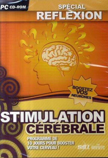Stimulation cérébrale ; spécial réflexion