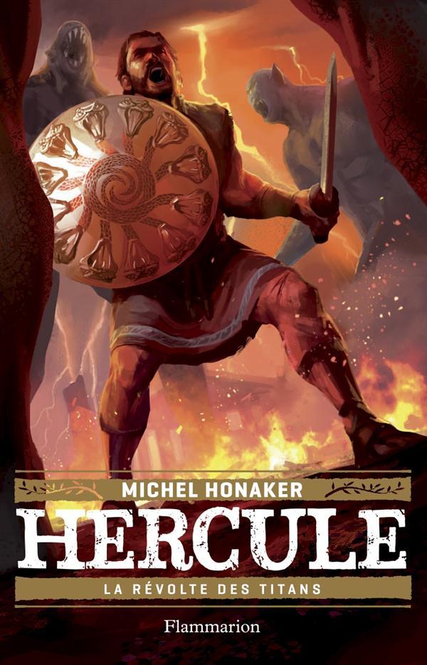 Hercule t.3 ; la revolte des titans