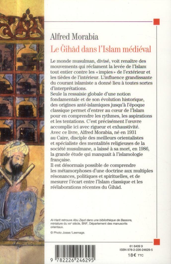 Le Gihad dans l'Islam médiéval