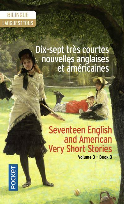 17 très courtes nouvelles anglaises et américaines v.3