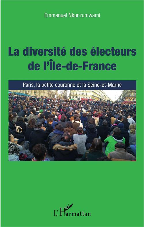 La diversité des électeurs de l'Île-de-France
