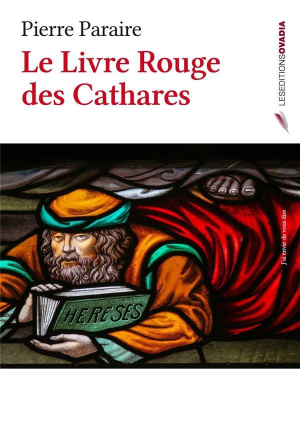 Le livre rouge des Cathares