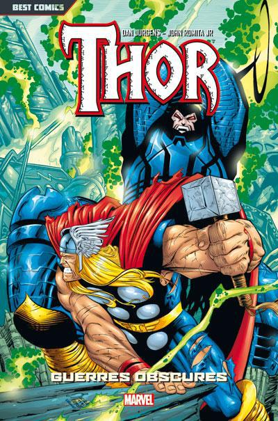 Thor T.3 ; guerres obscures