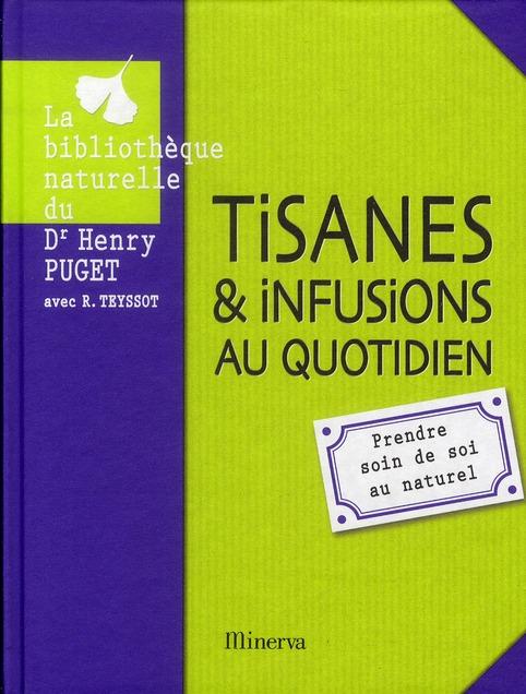 Tisanes & infusions au quotidien