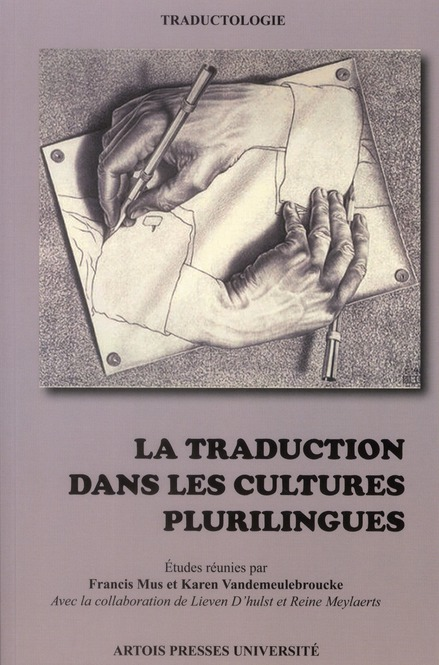 Traduction Dans Les Cultures Plurilingues
