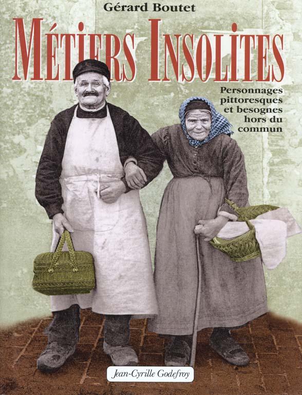 Metiers insolites