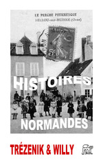 Vente Livre Numérique : Histoires normandes  - Willy - Léo Trézenik