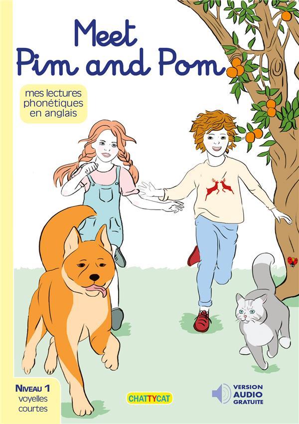Meet Pim and Pom