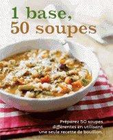 1 base 50 soupes