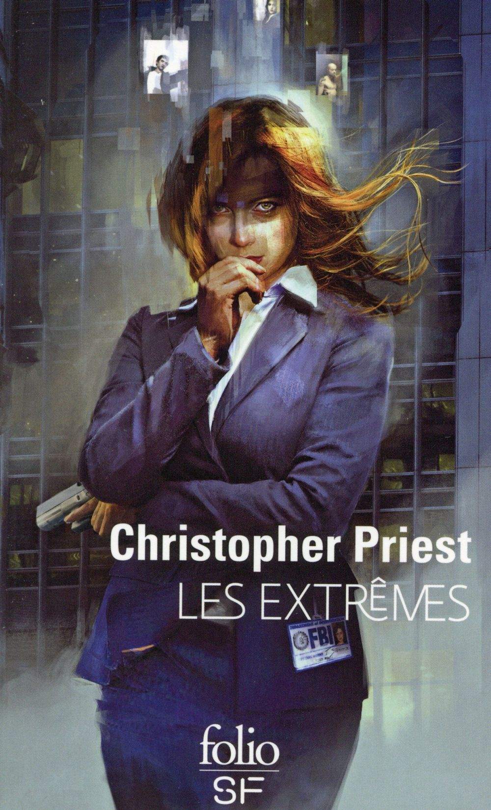 LES EXTREMES Priest Christopher