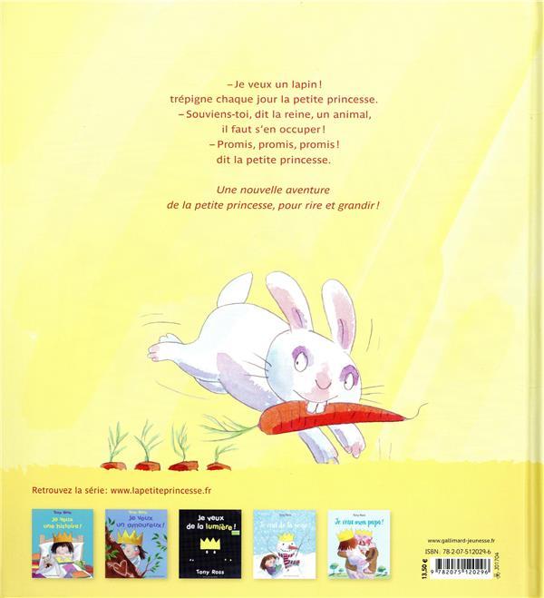 Je veux un lapin !