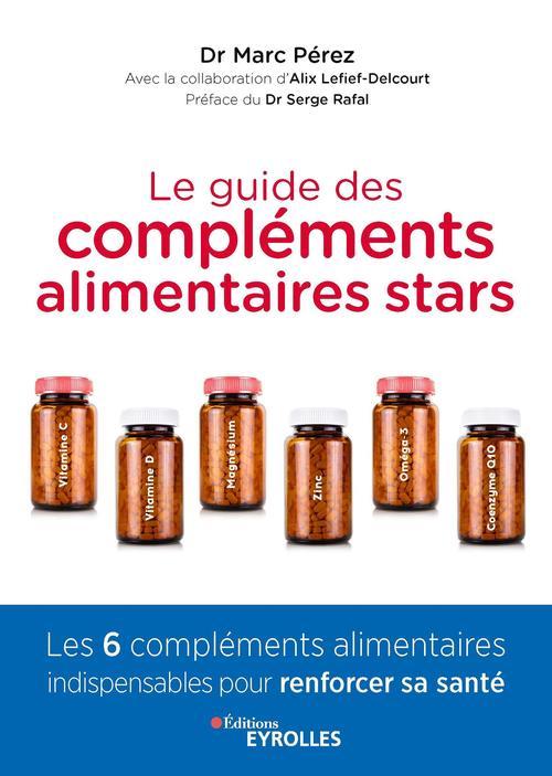 Le guide des compléments alimentaires stars