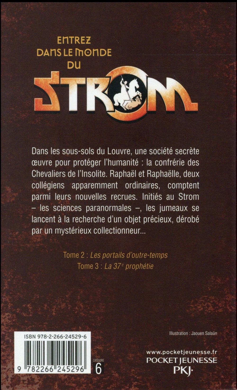 Strom T.1 ; le collectionneur