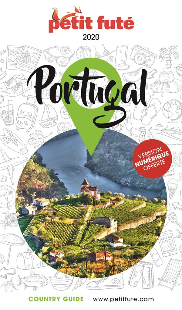 GUIDE PETIT FUTE ; COUNTRY GUIDE ; Portugal (édition 2020)
