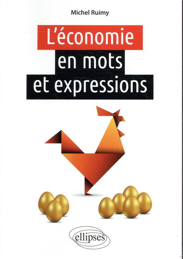 L'Economie En Mots Et Expressions