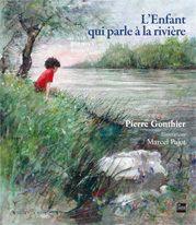 L'enfant qui parle à la rivière