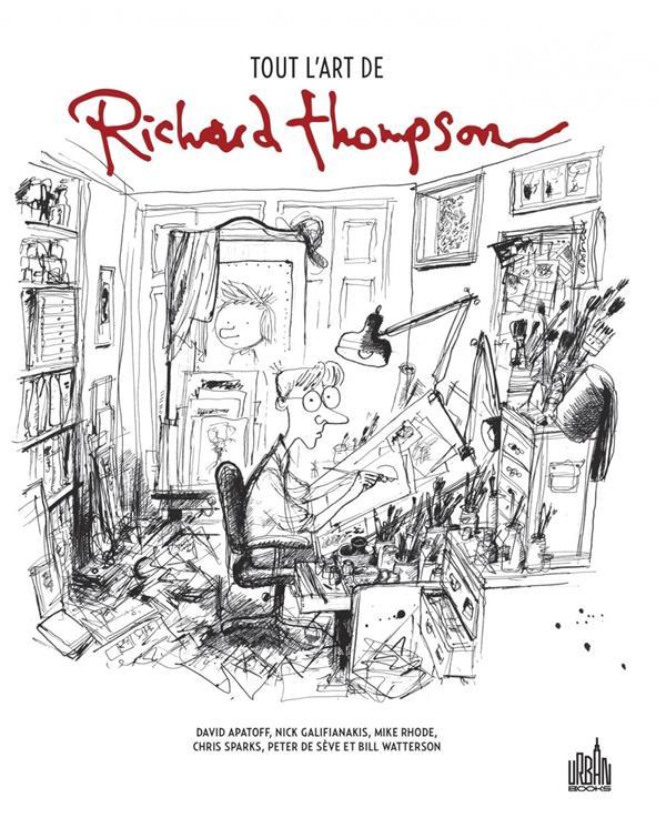 Tout l'art de Richard Thompson
