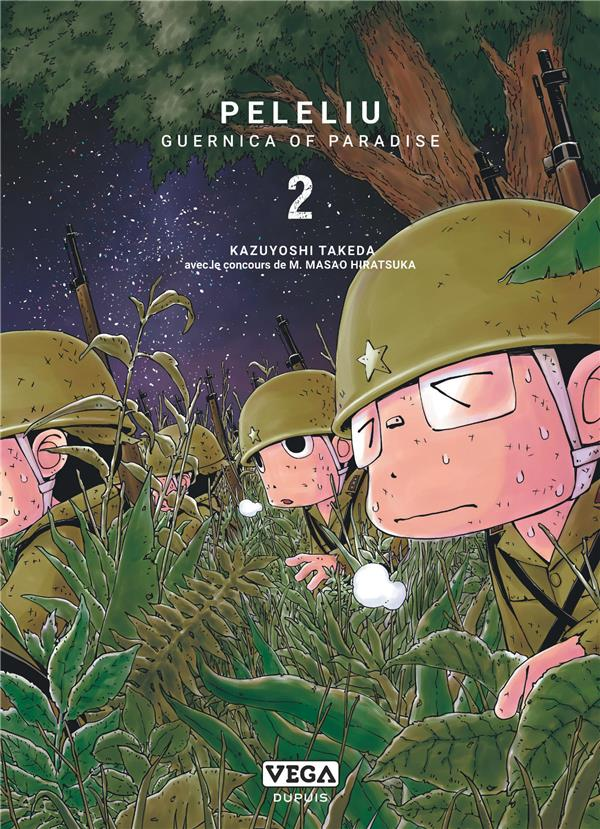 Peleliu, guernica of paradise - tome 2 / edition speciale (a prix reduit)