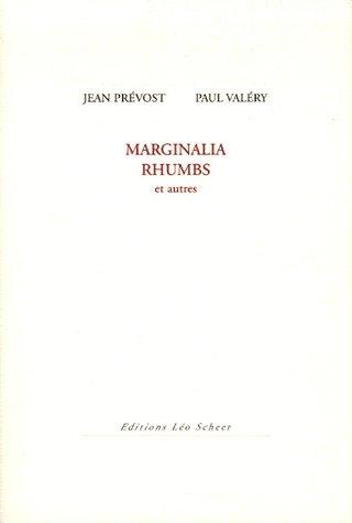 Marginalia rhumbs et autres