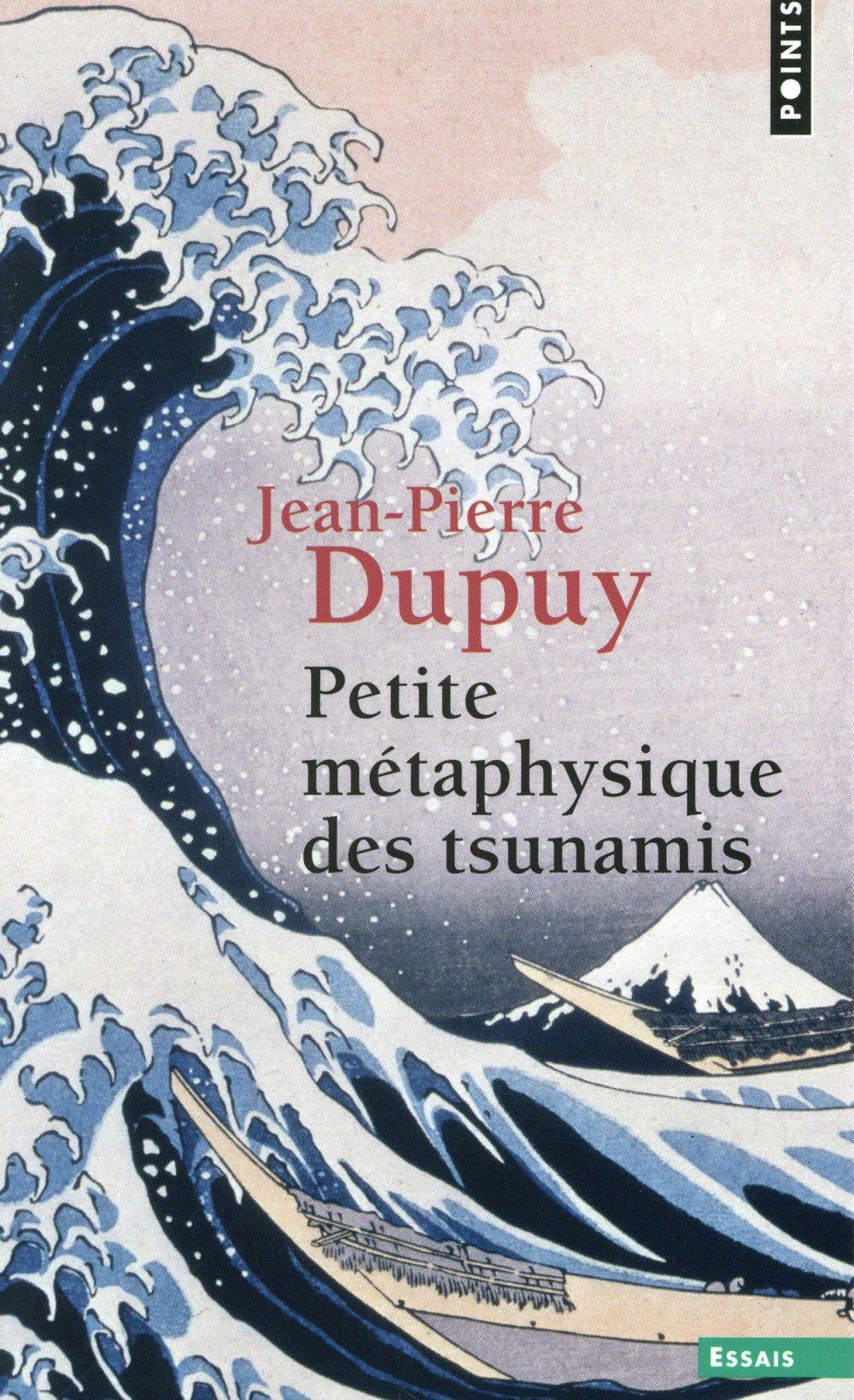 Petite métaphysique des tsunamis