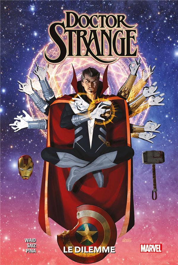 Doctor Strange t.4 ; le dilemne