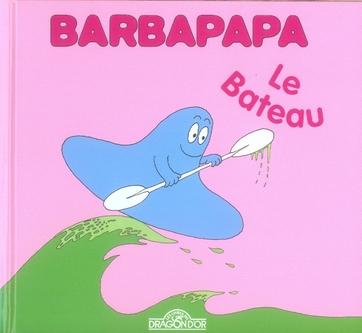 Barbapapa Le Bateau