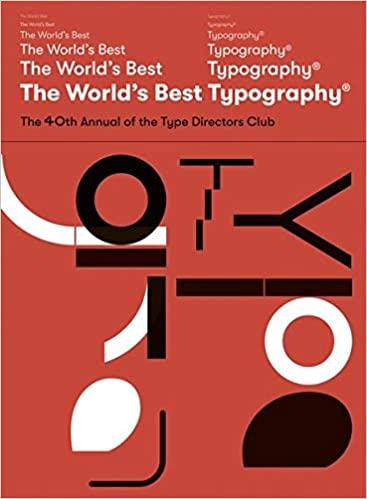 The worlds best typography 2019 n  40