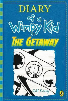 Diary of a wimpy kid t.12 ; the getaway