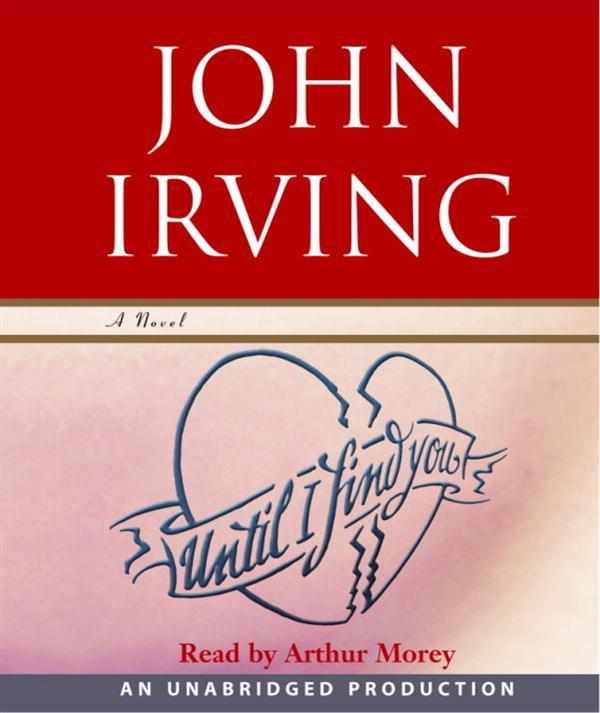 until i find you - read by arthur morey