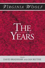 Vente Livre Numérique : The Years  - Virginia Woolf