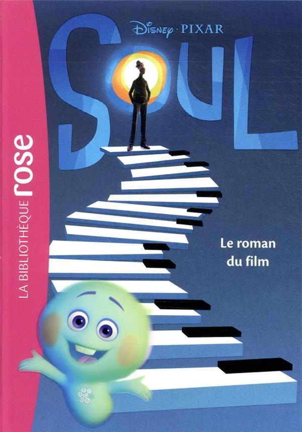 Soul ; le roman du film