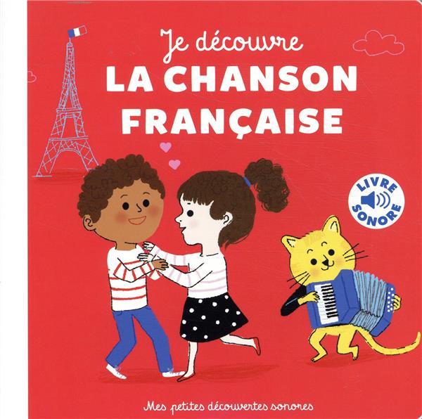 Je découvre la chanson française