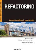 Vente Livre Numérique : Refactoring  - Martin Fowler