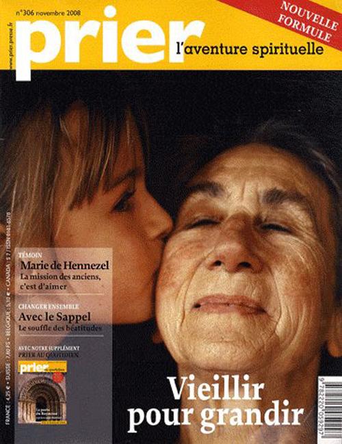 L'aventure spirituelle ; vieillir pour grandir (édition 2008)