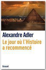 Vente EBooks : Le jour où l'histoire a recommencé  - Alexandre Adler