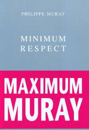 Minimum respect