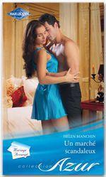Vente EBooks : Un marché scandaleux  - Helen Bianchin